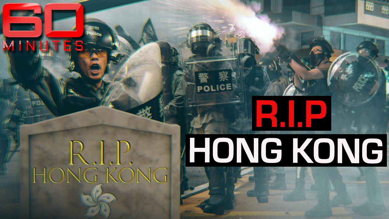 R.I.P Hong Kong