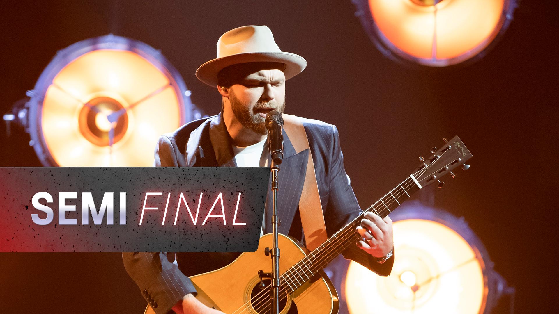 Semi Final: Timothy James Bowen 'Reason to Live'