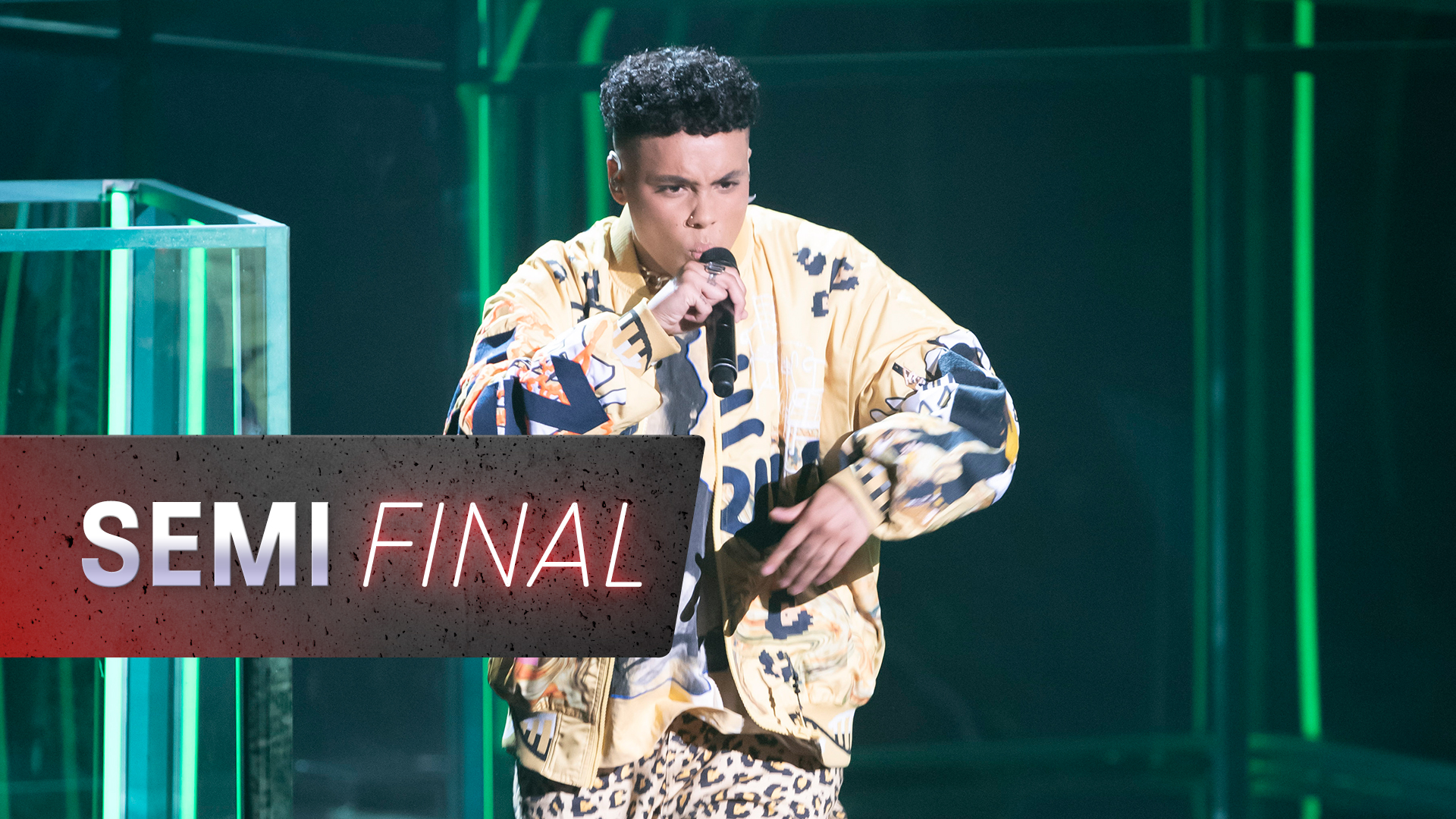 Semi Final: Siala Robson 'Where is the Love?'