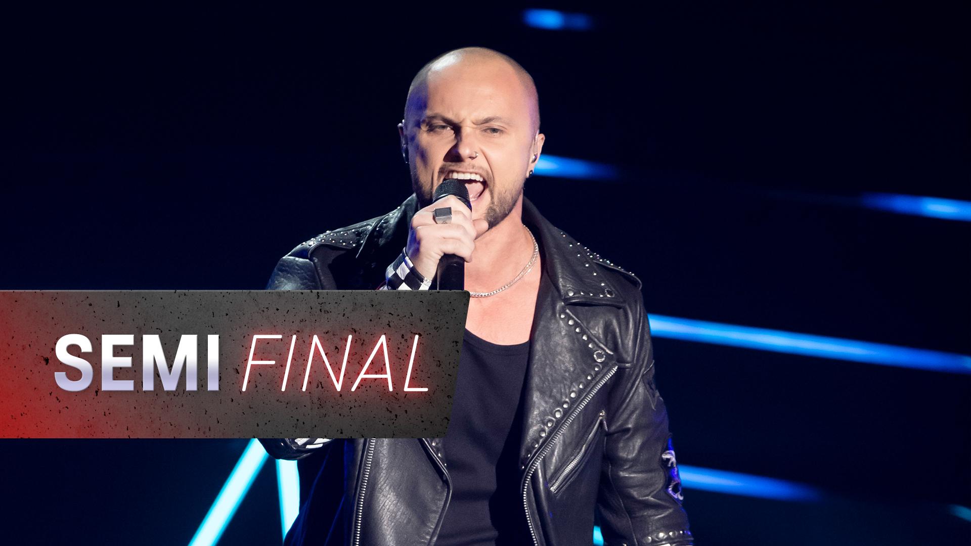 Semi Final: Mark Furze 'Youngblood'