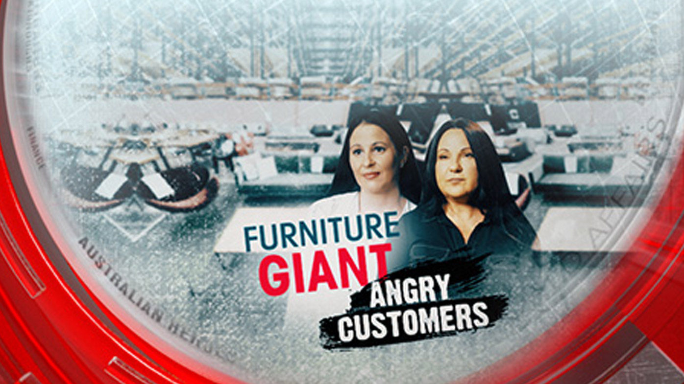 Furniture giant
