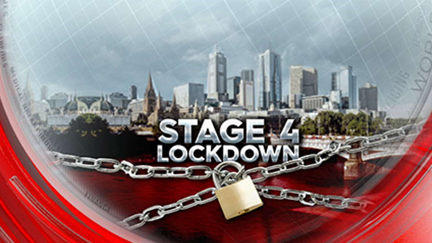 Stage four lockdown