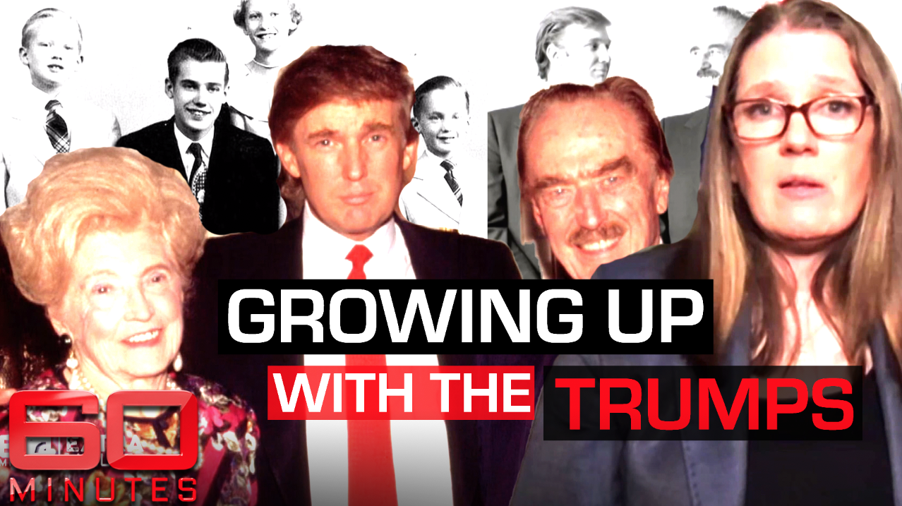 Growing up with the Trumps: Mary Trump spills family secrets