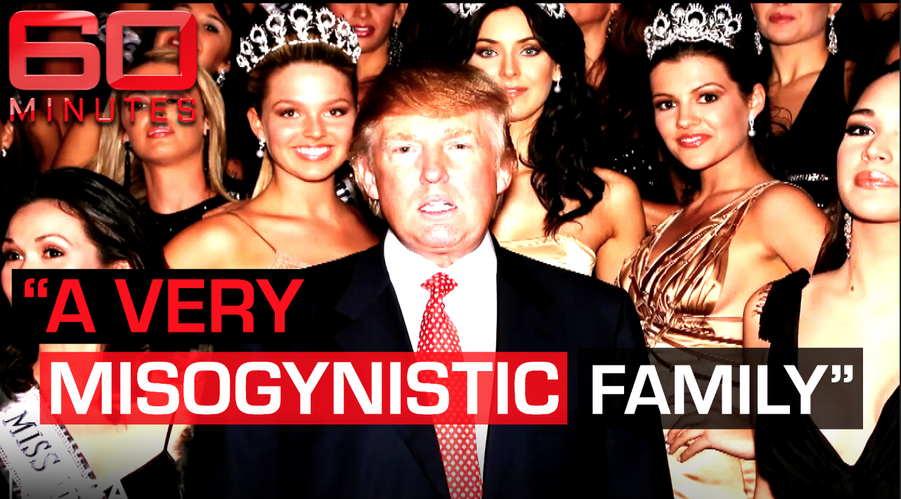 Mary Trump: Does Donald Trump hate women?