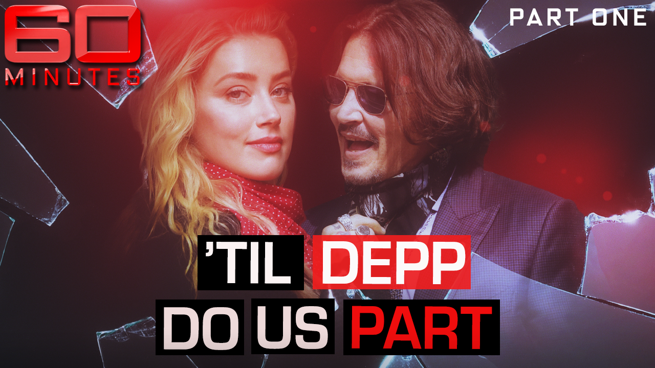 'Til Depp do us part: Part one