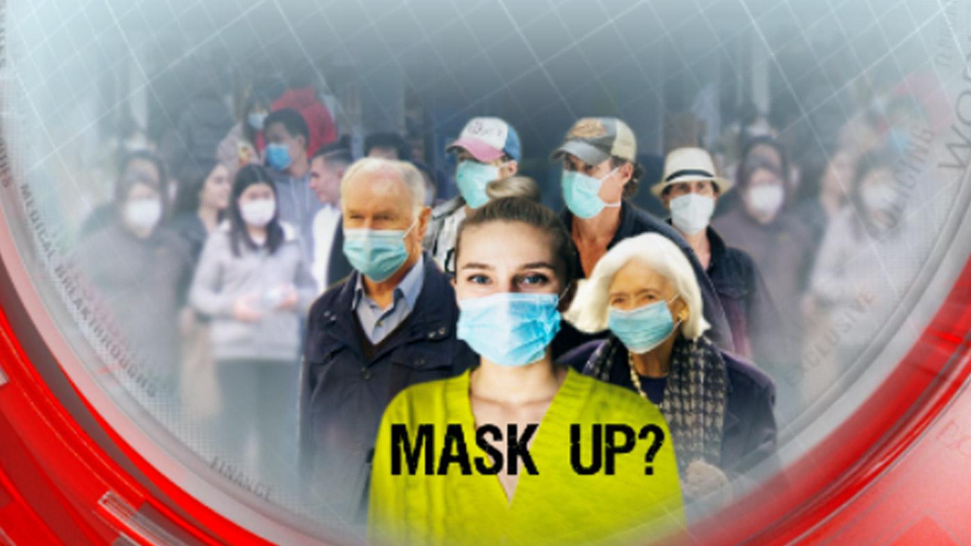 Mask up?