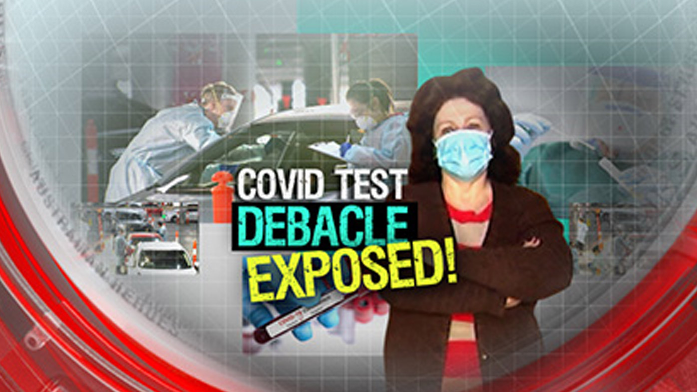 COVID test debacle exposed