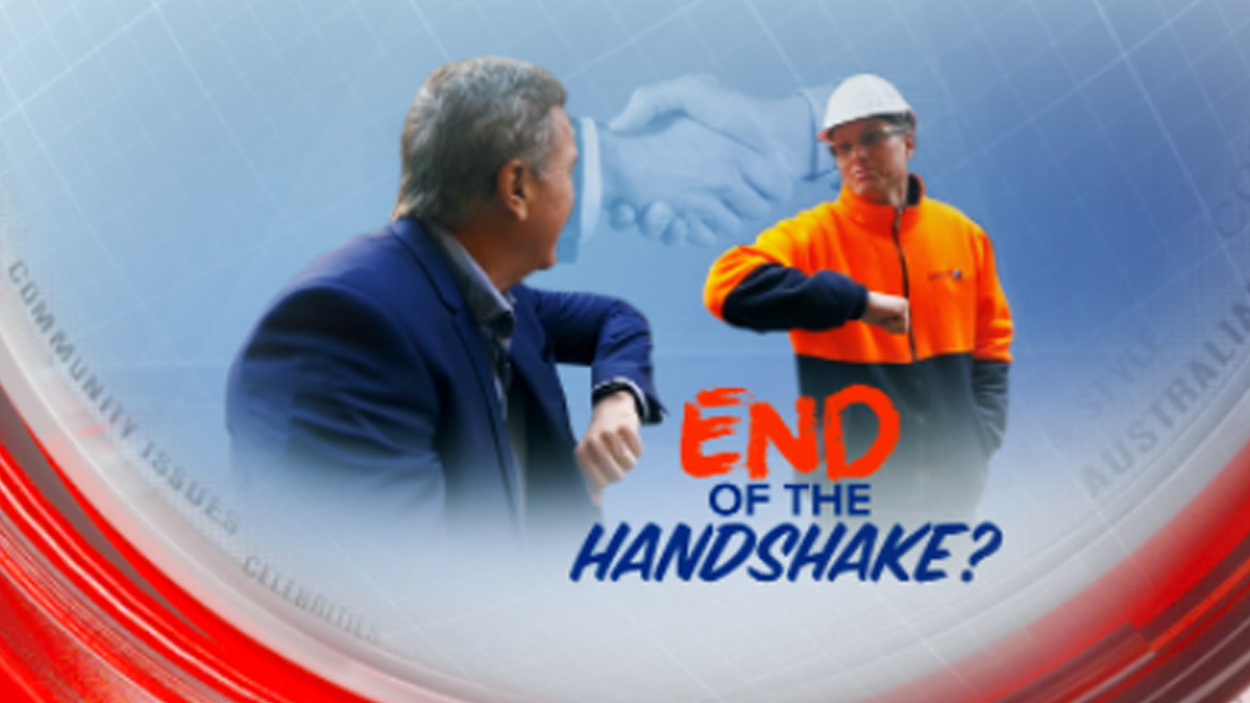 End of the handshake?