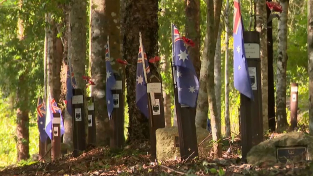 The 'living' war memorial now made open to the public