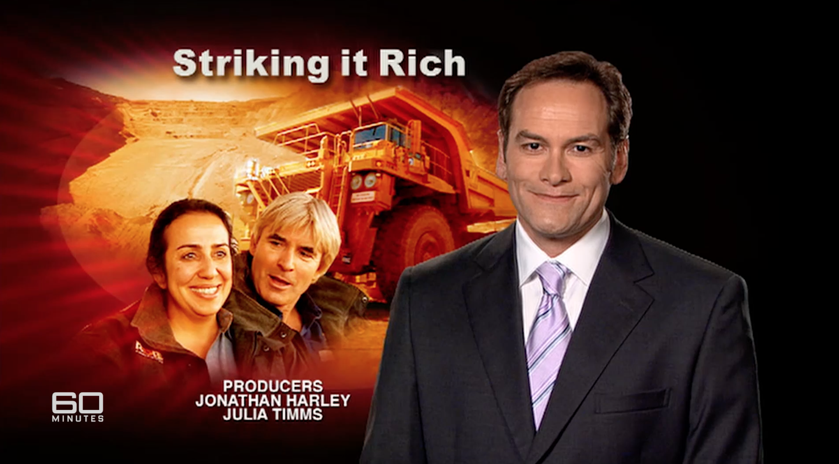 Striking it rich (2007)