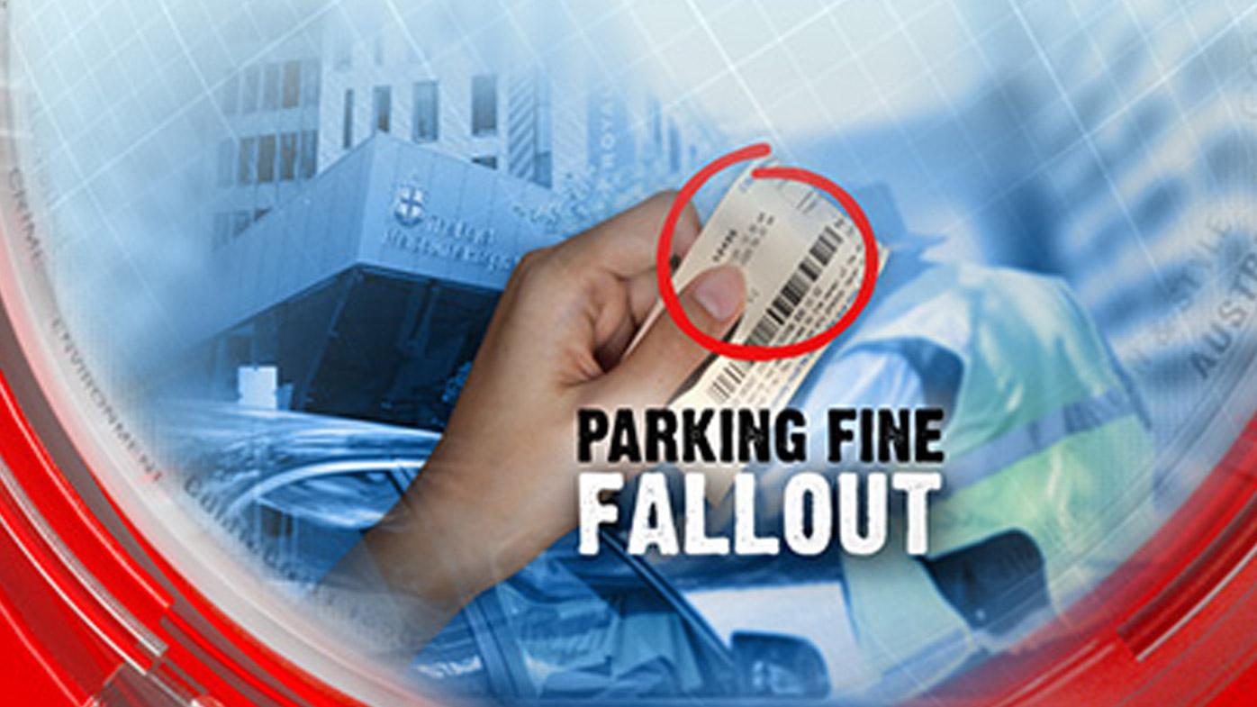 Parking fine fallout