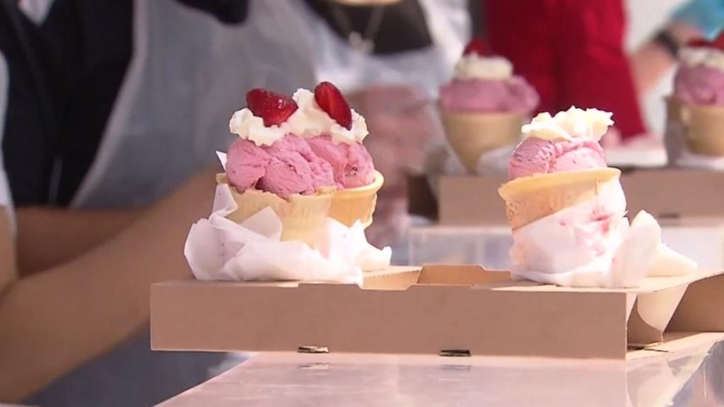 Secret to famous Queensland sundae revealed