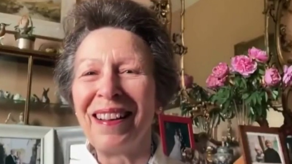 Princess Anne turns 70