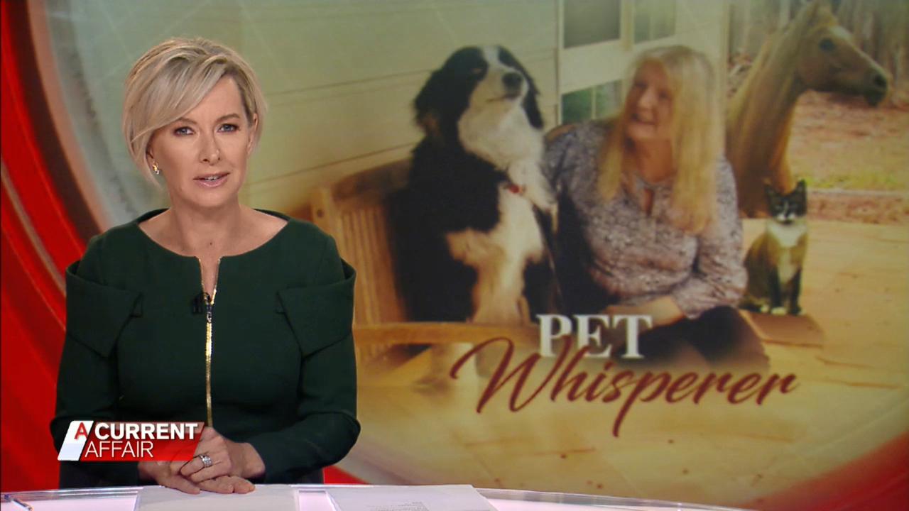 Pet whisperer