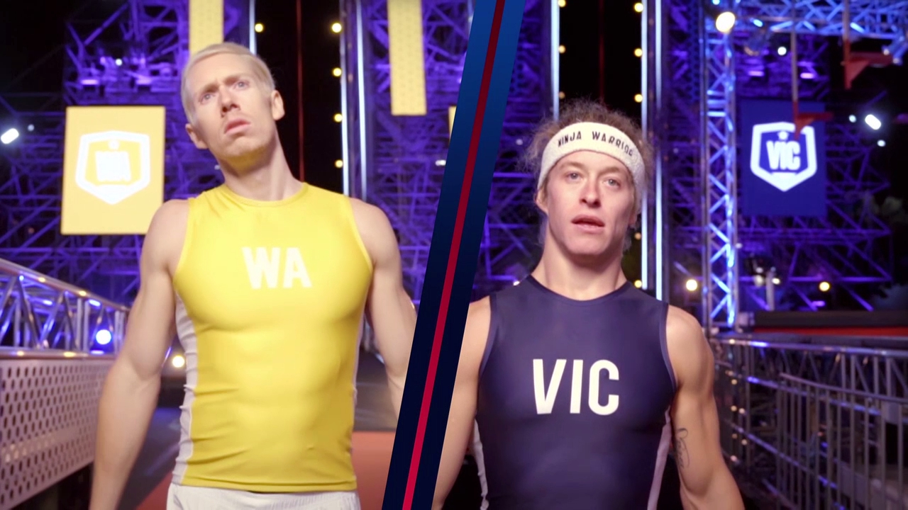 Winner of Australian Ninja Warrior: State of Origin revealed