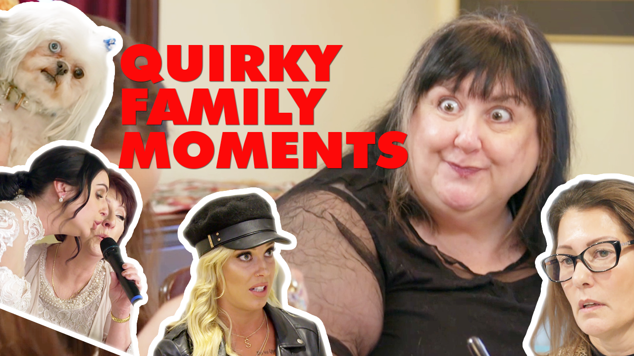 The most memorable family moments