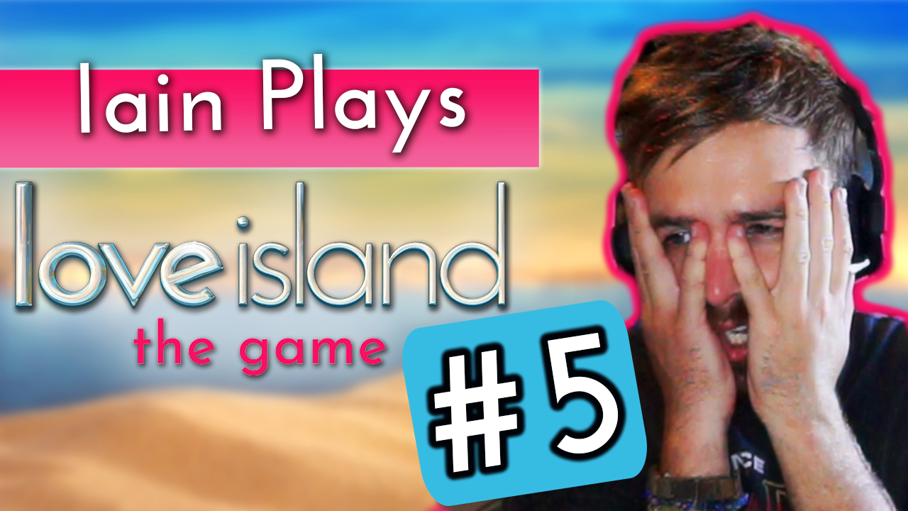 Iain Stirling plays Love Island the game #5: Myleen chooses who to Recouple with