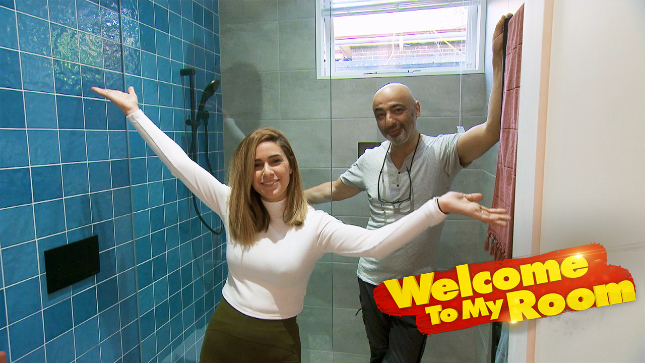 Welcome To My Room: Harry and Tash love their guest ensuite despite the judges' verdict