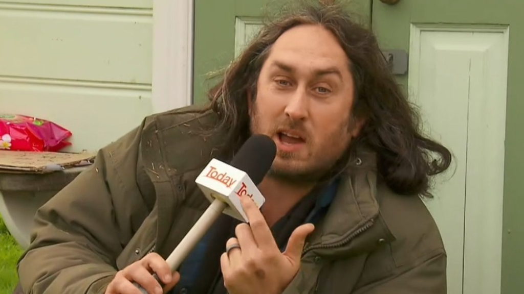 Ross Noble's new special