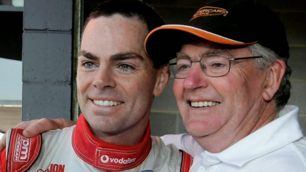 Craig Lowndes' family battle