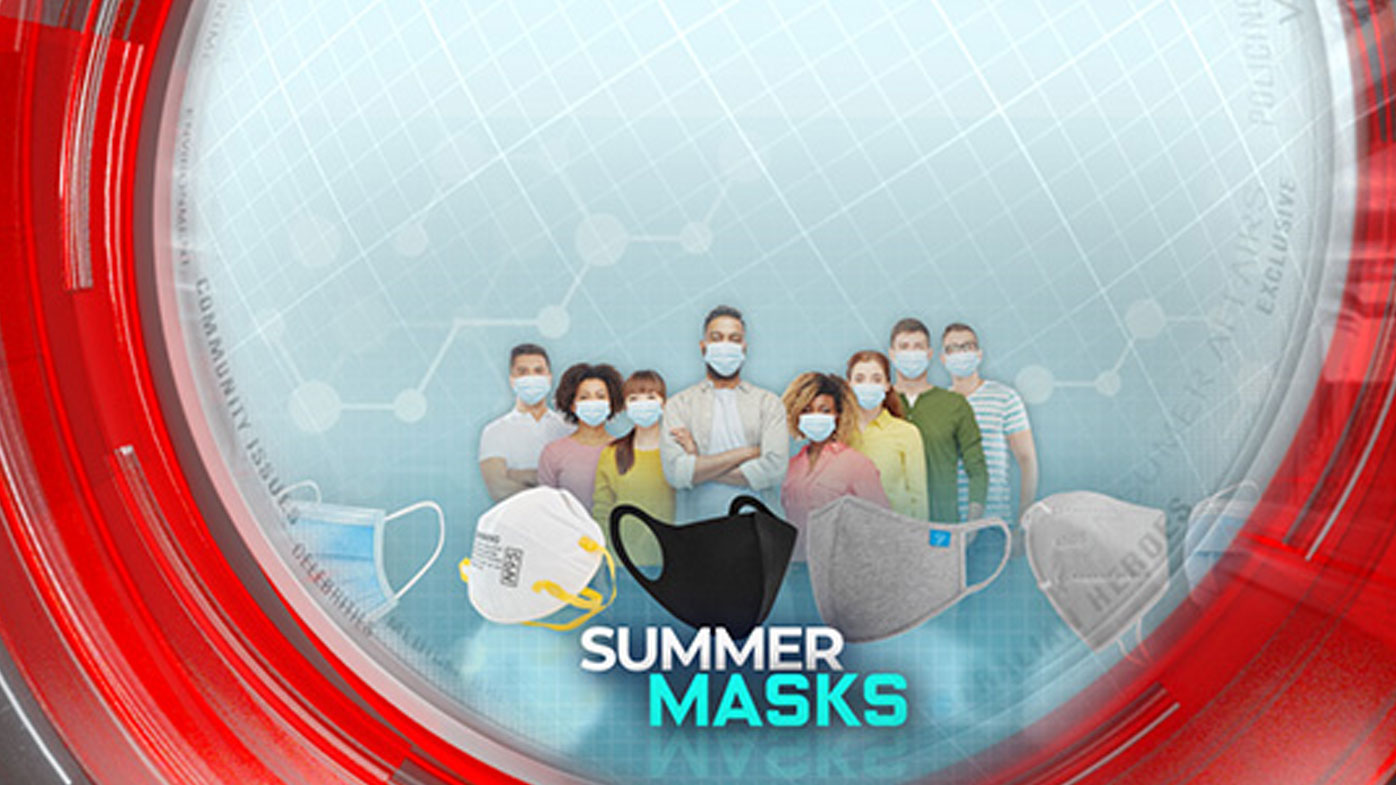 Summer masks