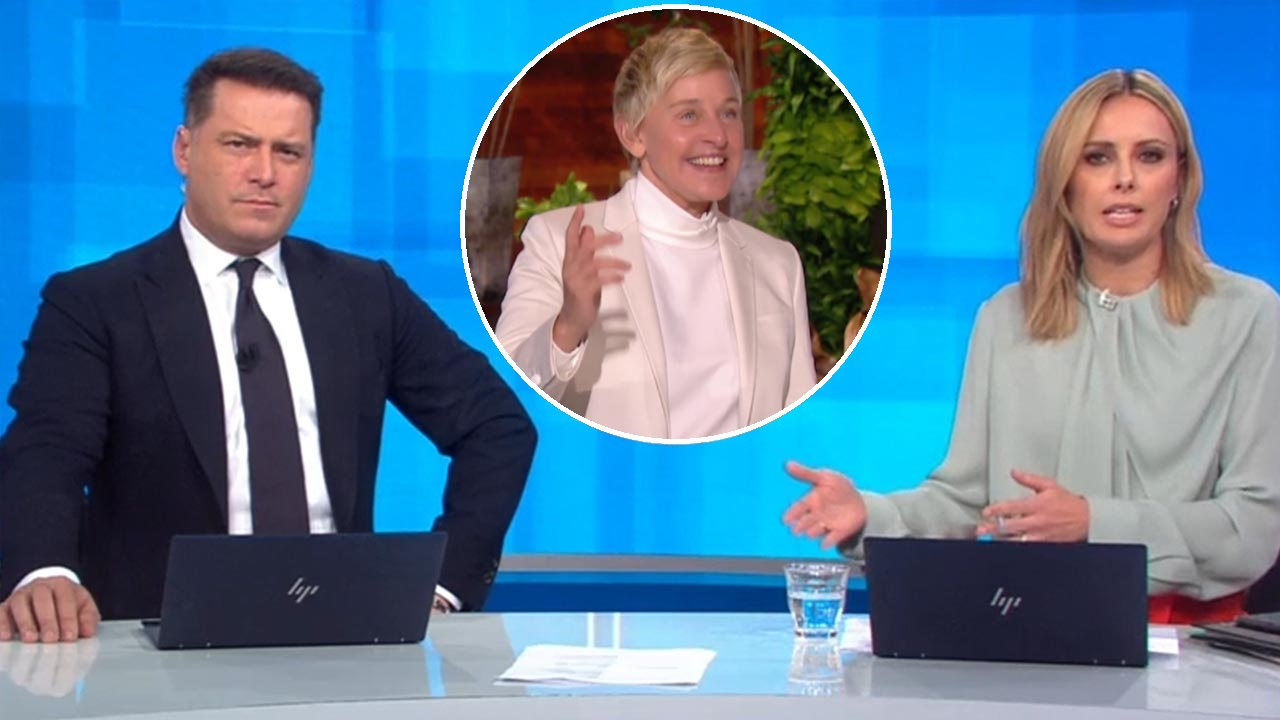 Ellen DeGeneres' apology branded 'out of touch' by Today hosts
