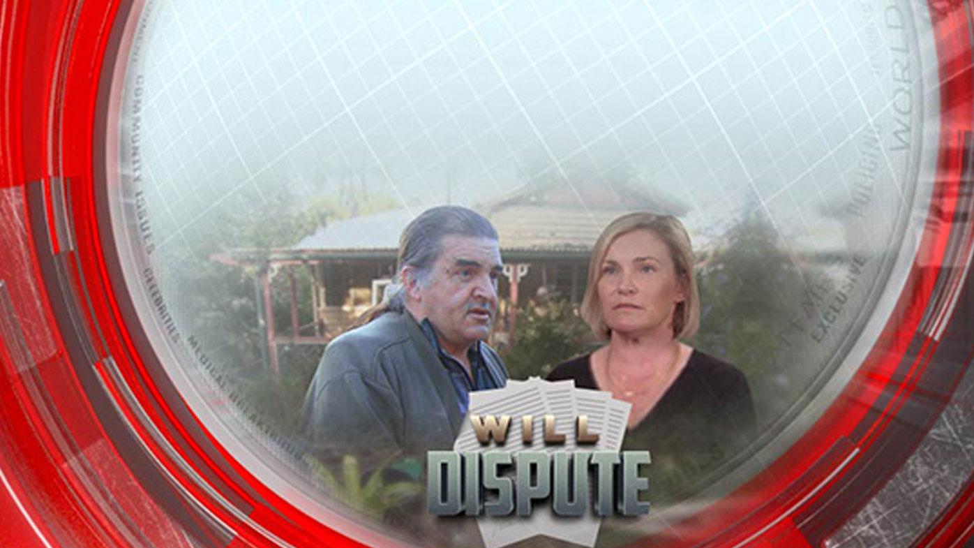 Will dispute
