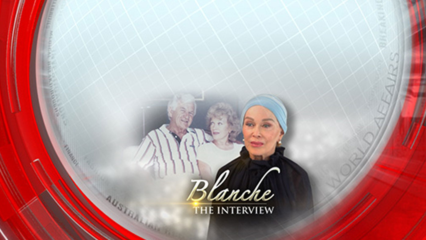 Blanche the interview