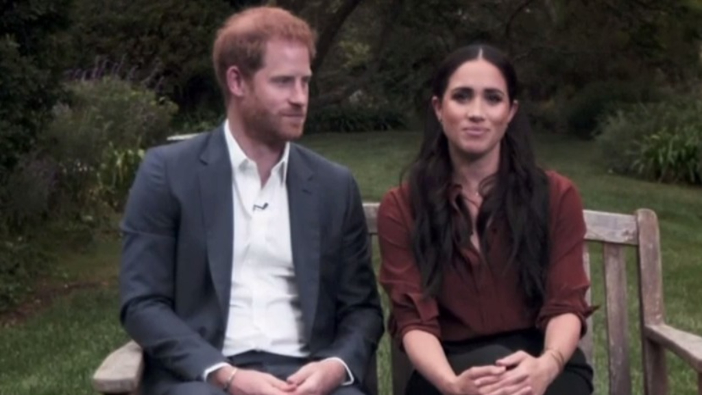 Harry and Meghan accused of 'playing politics'