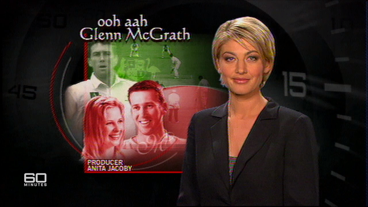 Ooh, Ahh, Glenn McGrath (2002)