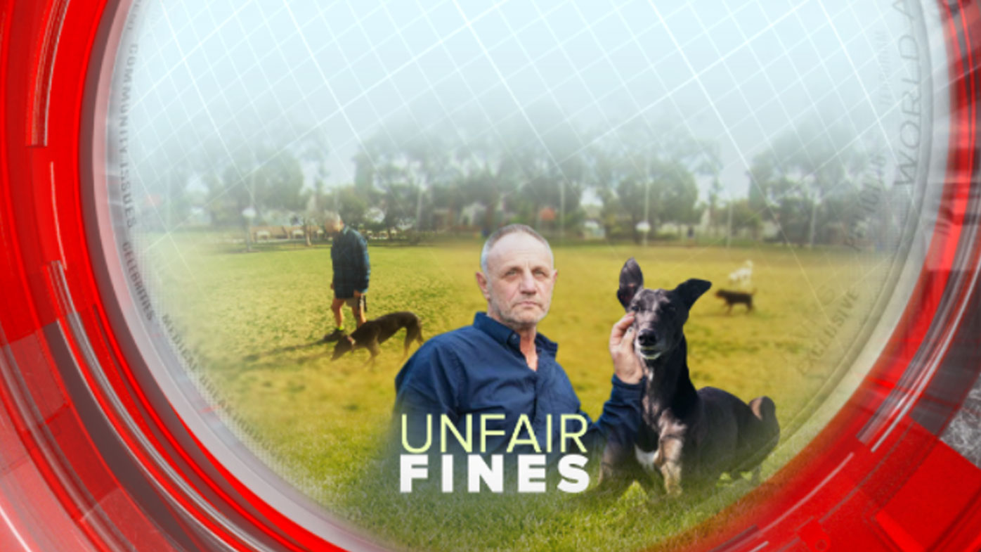 Unfair fines