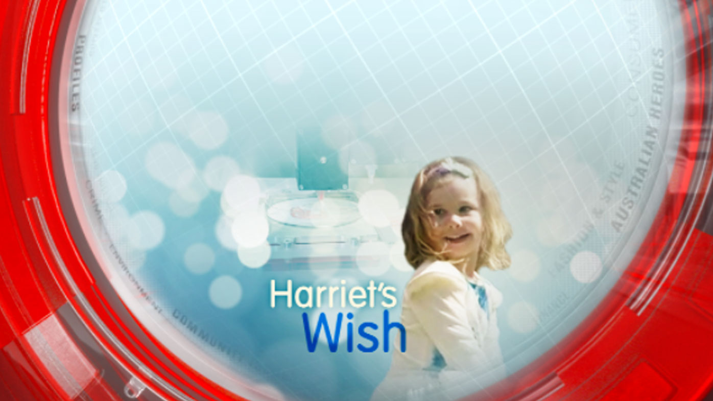 Harriets's wish