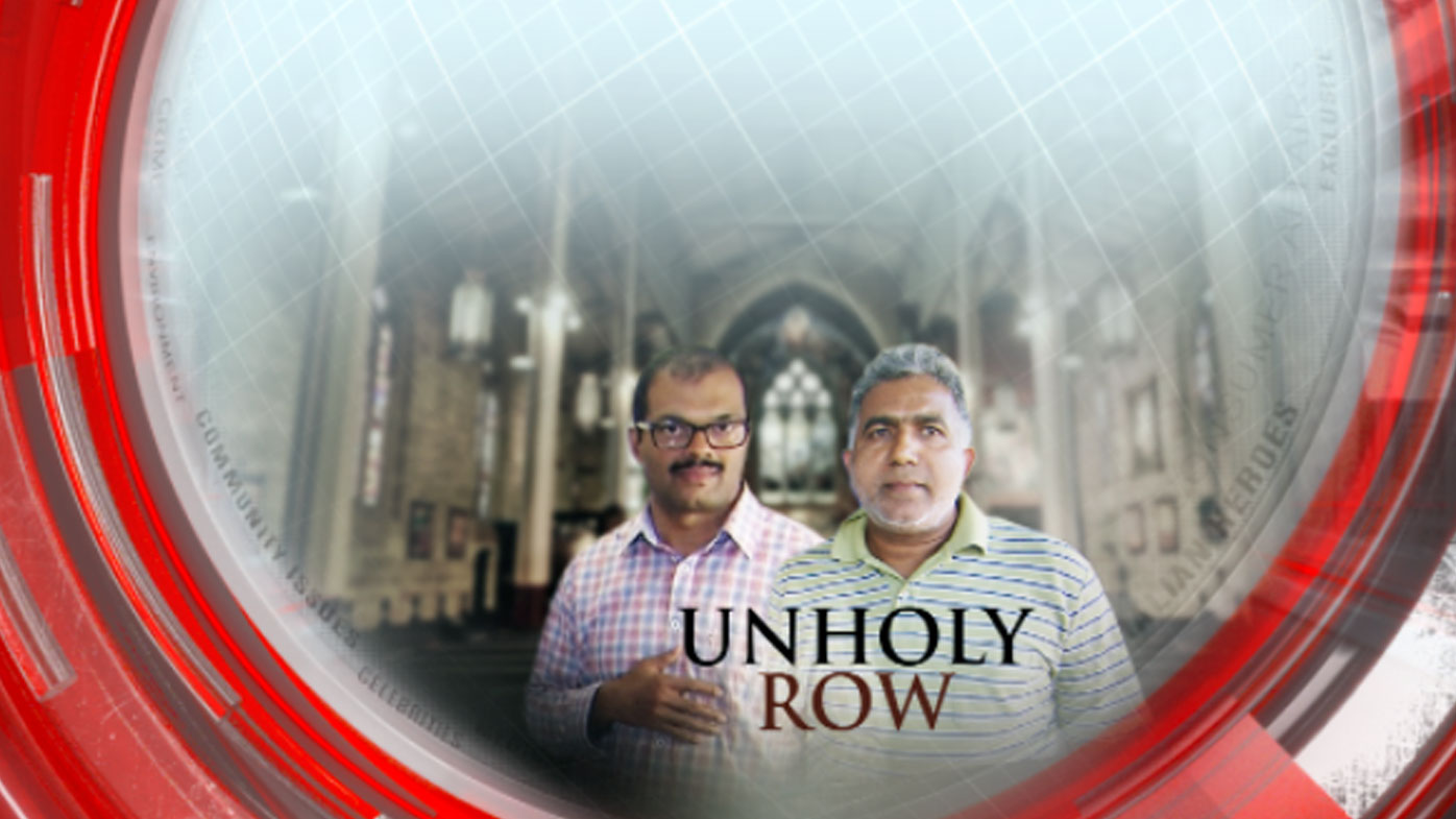 Unholy row