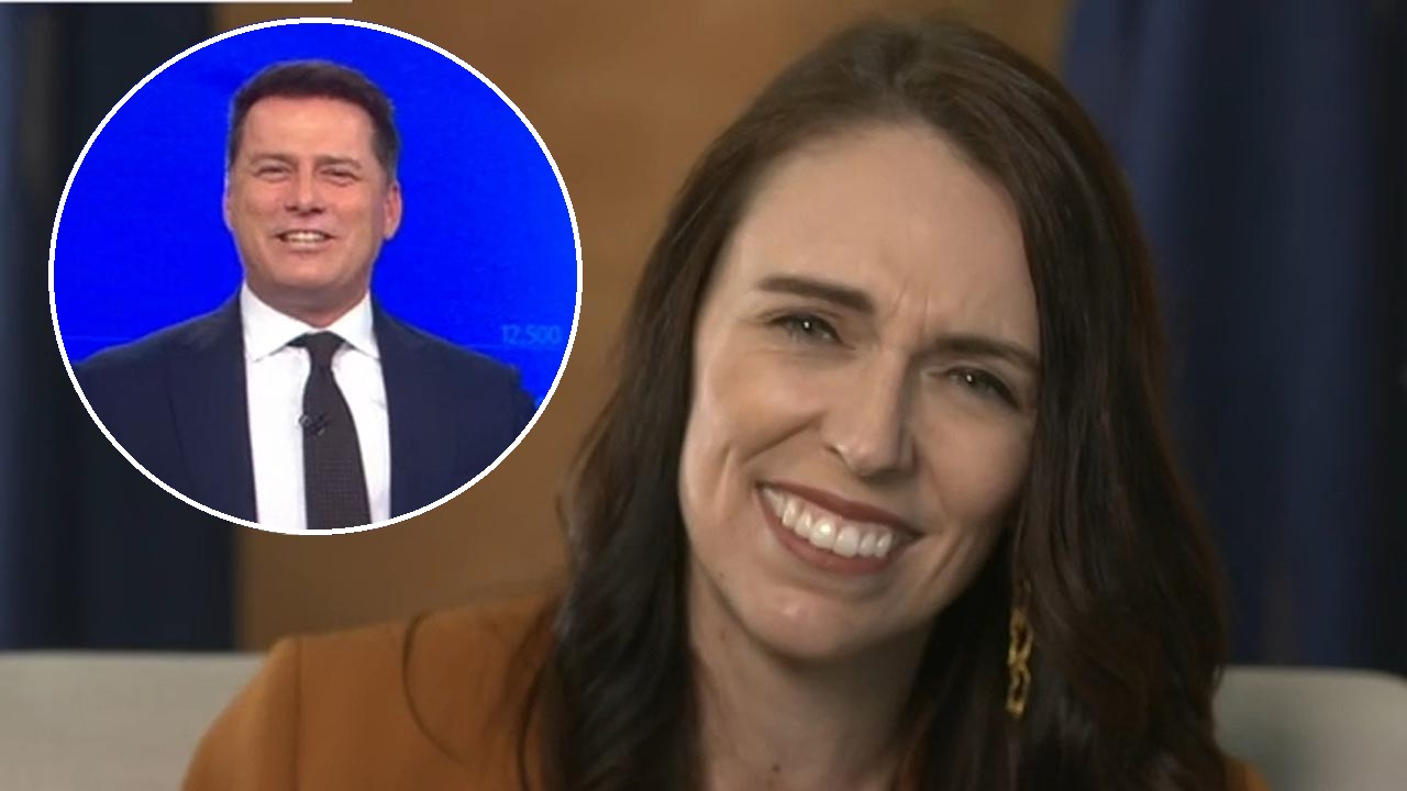 Jacinda Ardern pokes fun at long-running Aussie tradition