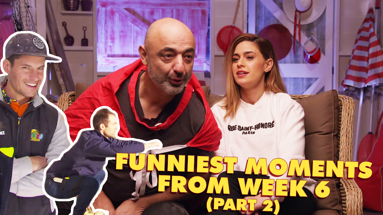 Funniest moments from Week 6 of The Block: Part 2