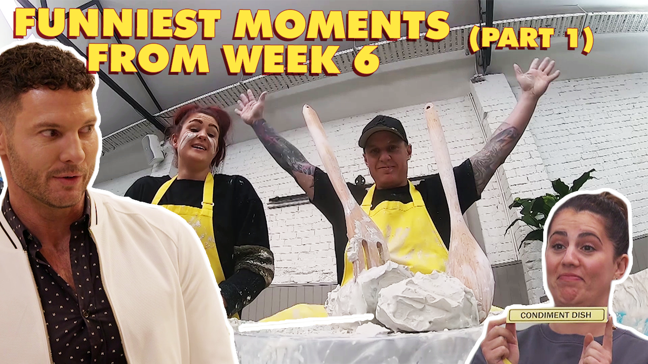 Funniest moments from Week 6 of The Block: Part 1