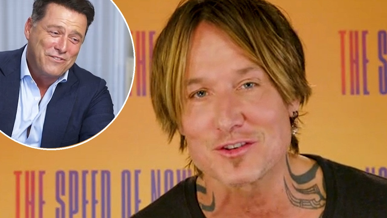 Karl Stefanovic admits to hassling Keith Urban late at night