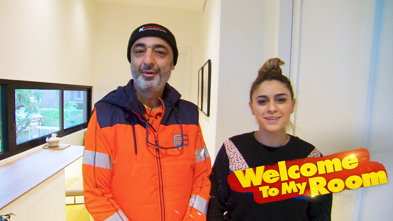 Welcome To My Room: Harry and Tash's oak tree view gets top marks from the other teams