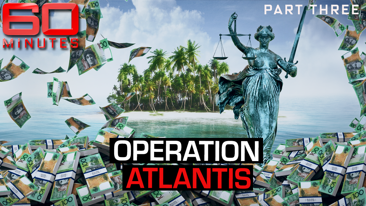Operation Atlantis: Part three