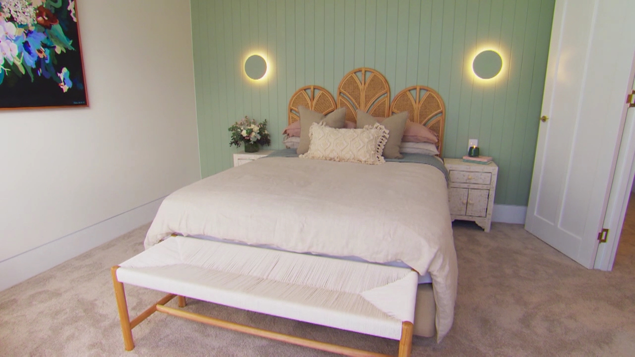 Luke and Jasmin's Upstairs Rooms revealed