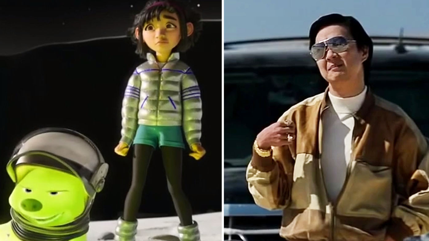 Iconic American comic stars in new kid's movie