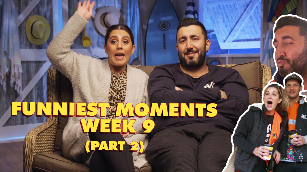 Funniest moments from Week 9 of The Block: Part 2