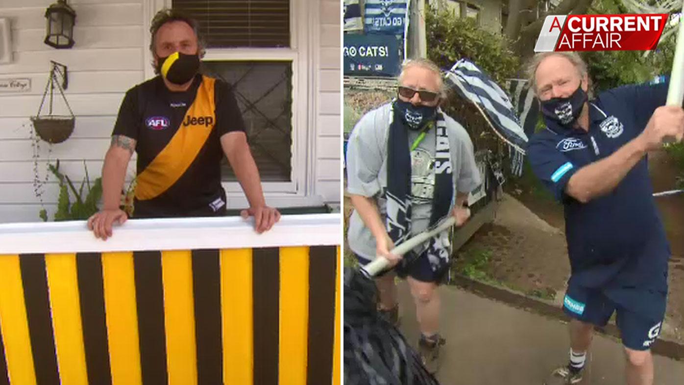 AFL fans