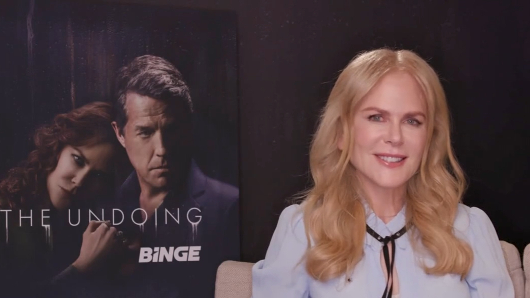 Nicole Kidman gushes about Aussie town that 'opened its arms'