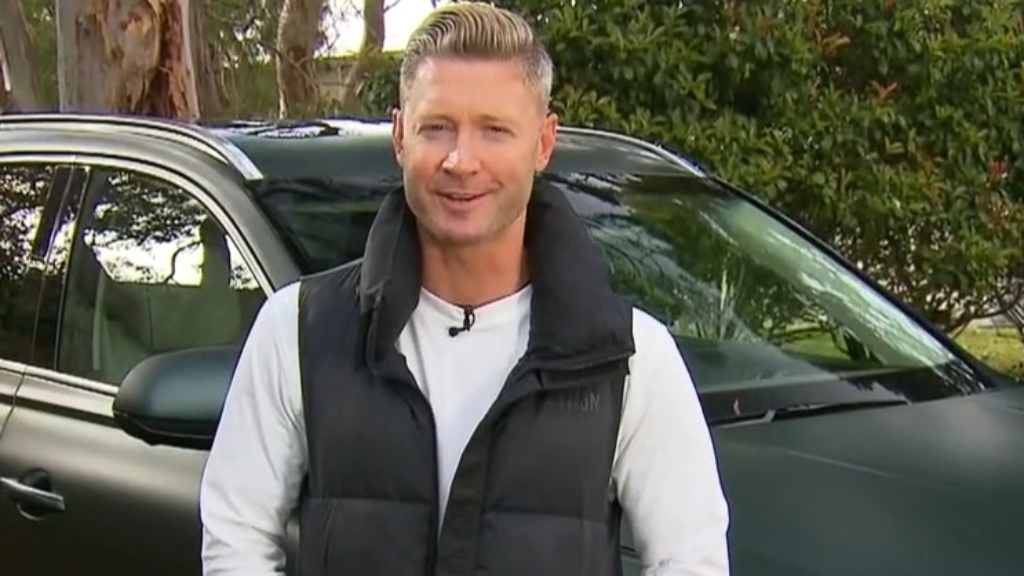Cricket legend Michael Clarke opens up about parenting little girl after split