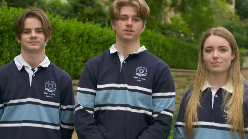 Year 12 students open up about terrifying bomb scare