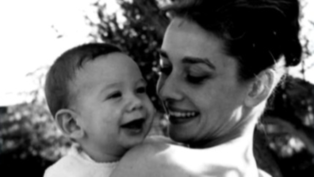 Audrey Hepburn's son reveals what she was like as a mother