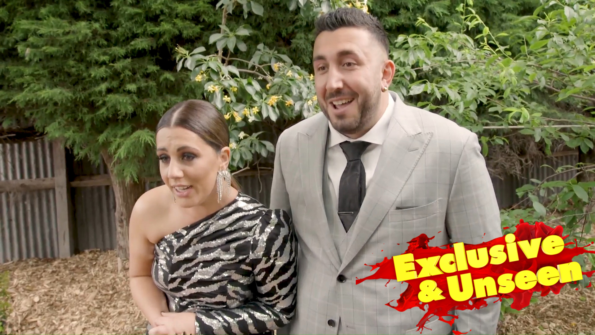 Exclusive: Sarah and George react to their auction day result
