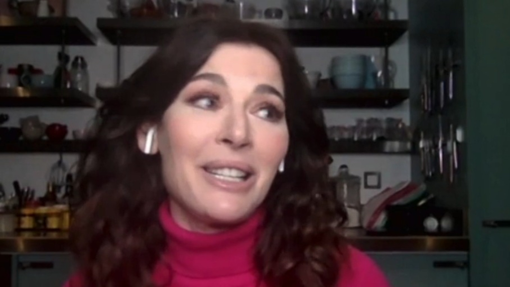 Nigella reveals what's on the cards for her Christmas menu