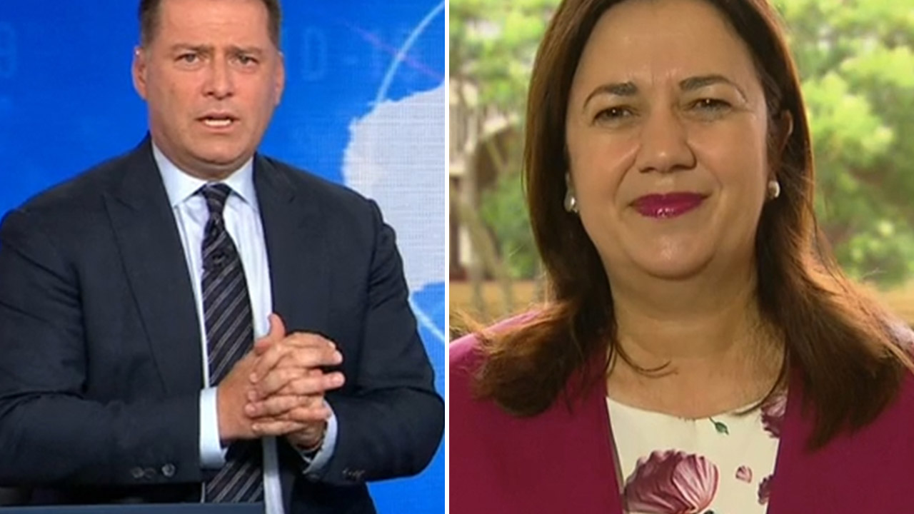 Karl's wife's prank call to Queensland Premier